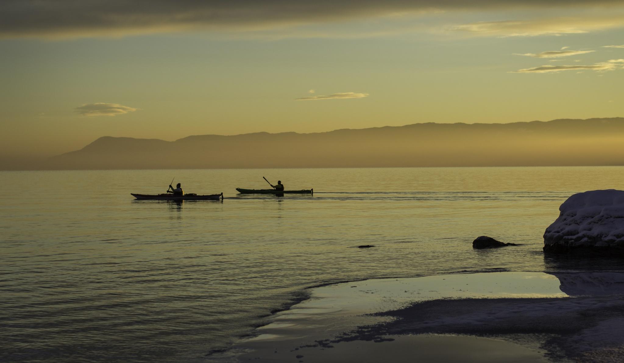 皮划艇摄影美图